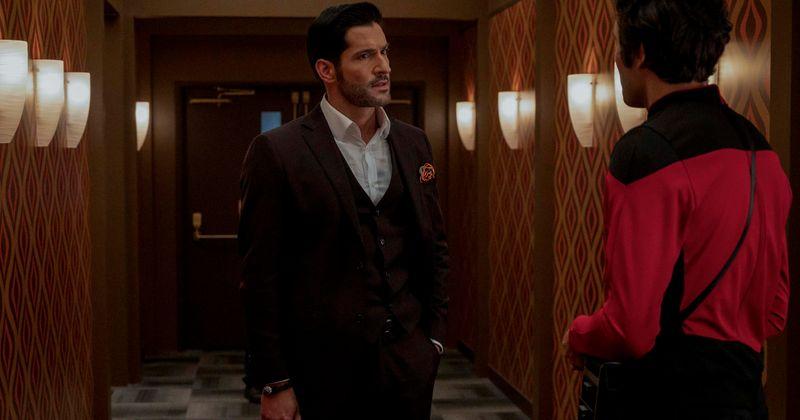 5ª temporada de 'Lúcifer' Episódio 7: Chloe é sequestrada enquanto Morningstar está distraído, poderia ser Michael?