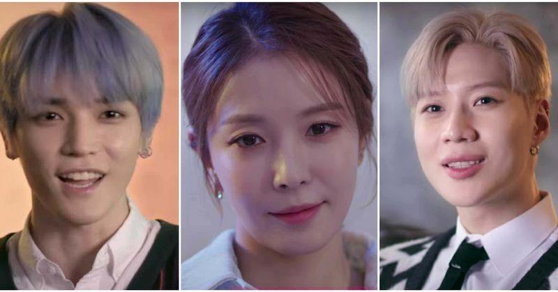 """""""K-pop Evolution"""": """"BoA"""", NCT """"Taeyong"""", """"SuperM"""" """"Taemin"""" atskleis """"K-pop"""" sėkmės paslaptis """"YouTube"""" dokumentuose"""