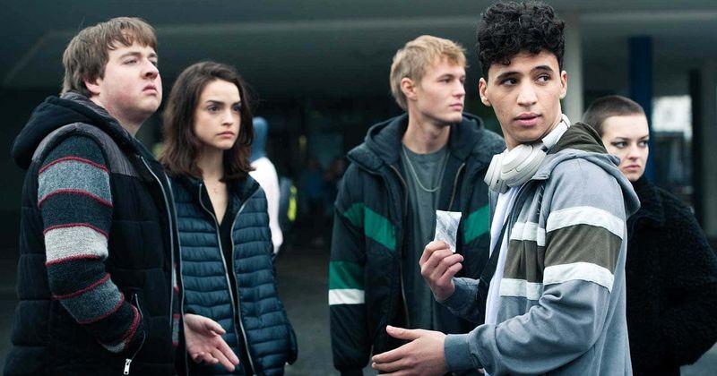 """""""Mes esame banga"""" / """"Wir sind die Welle"""" """"Netflix"""": išleidimo data, siužetas, aktoriai, anonsas ir viskas, ką reikia žinoti apie vokiečių dramą"""