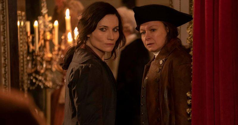 Pēc tam, kad Lūsija un Kviglija iziet no slepkavības, Mārlota 4. sezona, šķiet, ir tāls sapnis, Margareta aizbēg un Nensija viņu arvien laimīgi atrod