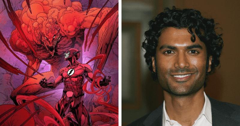 Flash- ի 6-րդ եթերաշրջանի ոճրագործ Bloodwork- ը հիմնված է զարմանալիորեն եզակի կոմիքսների հերոսի վրա, որը կոչվում է դոկտոր Ռեմզի