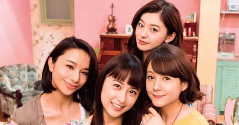 'Tokyo Alice' ponuja glavne lekcije, ko štiri dekleta krmarijo po ljubezni v japonski seriji rezin življenja