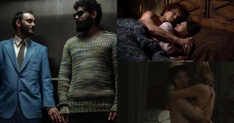 Հեռուստատեսության սեքսուալ տեսարանների լավագույն տեսակները. «GOT» - ից և «Outlander» - ից և «Shadowhunters» - ից `ահա այն գոլորշիացված միացումները, որոնք մեզ քրտնեցրել են