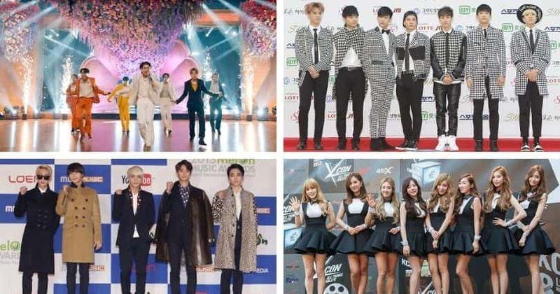 Hvad er den 7-årige jinx i K-pop? Hvordan GOT7 og miss A ikke overlevede forbandelsen, men BTS og SHINee gjorde det