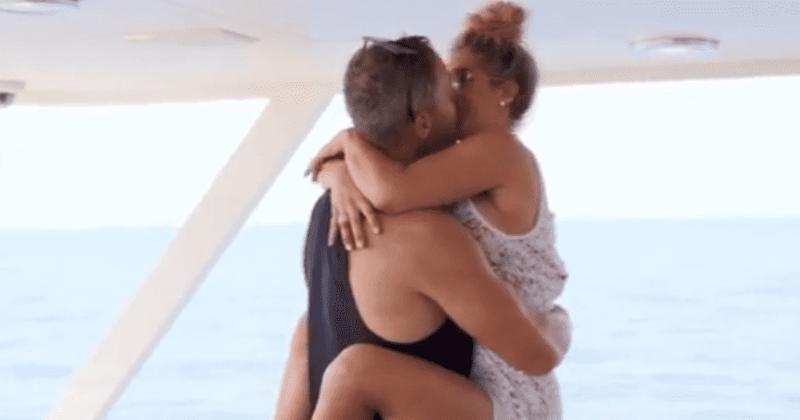 'Below Deck': Alexis Bellino chega a bordo para celebrar o divórcio de Jim após 13 anos de casamento