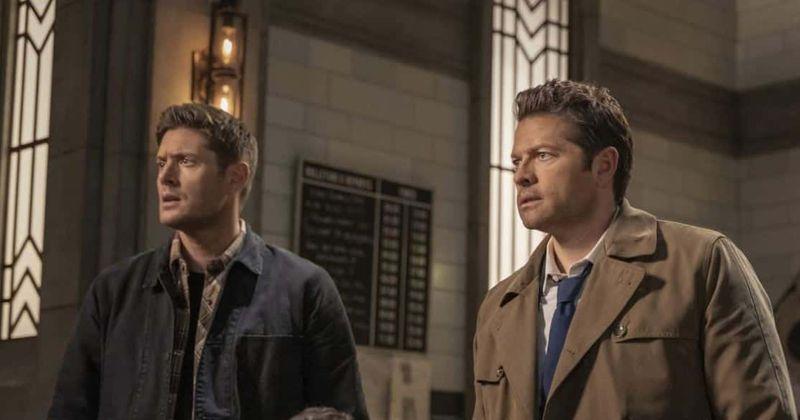 'Supernatural' Season 15 Episode 18: Að gera 'Destiel' Canon milli Cas og Dean núna er hómófóbískt, hér er ástæðan