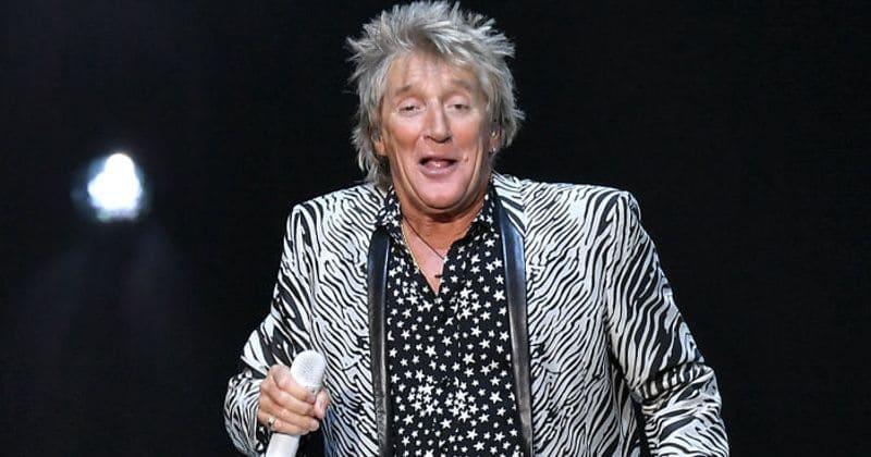 Rod Stewart cancela show com Cyndi Lauper no último minuto por causa de infecção na garganta