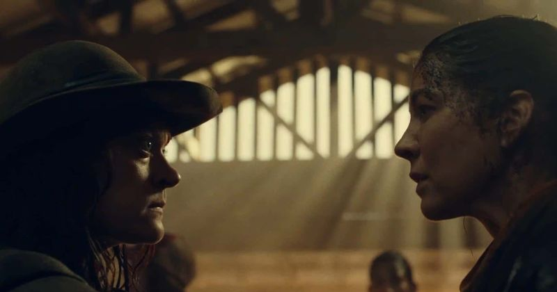 'Hirmu kõndivate surnute ees' 6. hooaja 6. osa ülevaade: Ginny sunnib juunit valima, kui Virginia sõjaks valmistub