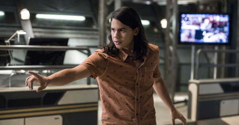 The Flash - 6. hooaeg: Carlos Valdese Cisco ei pruugi enam Vibe olla, kuid on siiski Team Flashile väärtuslik vara