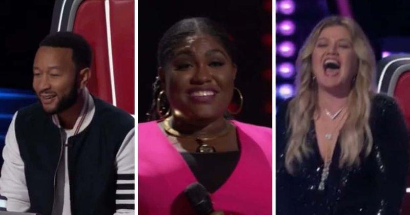 19ª temporada de 'The Voice': Tamara Jade consegue o primeiro turno de 4 cadeiras, os fãs declaram que vão se revoltar se ela não vencer o show