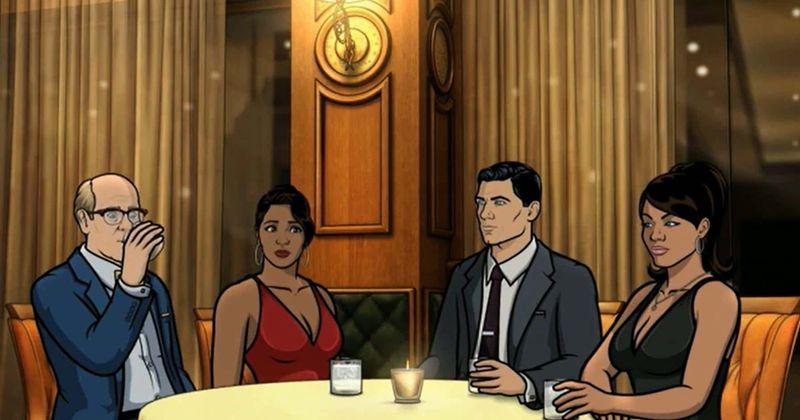 """""""Archerio"""" 11 sezono 6 serijos apžvalga: Lanos santuokos įtrūkimai pradeda rodytis po katastrofiškos dvigubos datos"""