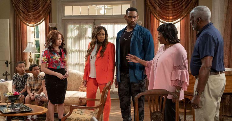 A estrela de 'Family Reunion', Anthony Alabi, diz que o programa irá servir uma mistura de comédia, nostalgia, educação moderna e valores da velha escola