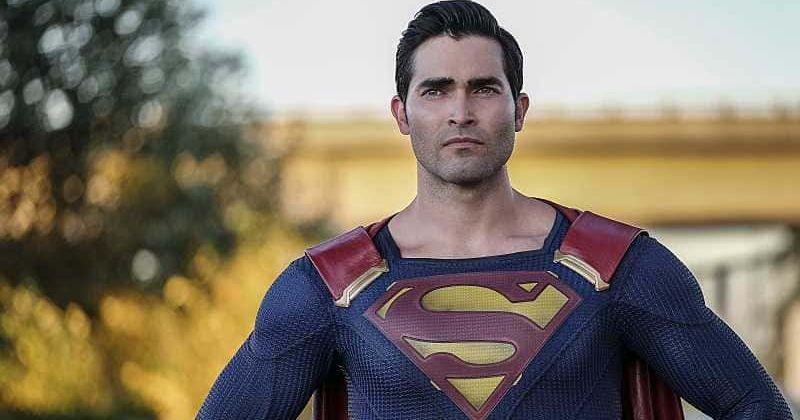 'Supergirl' 5. sezona: Lūk, kāpēc Tailera Hoehlina Supermens varētu būt viens no tērauda vīriešiem, kurš nomiris krīzē bezgalīgajās zemēs