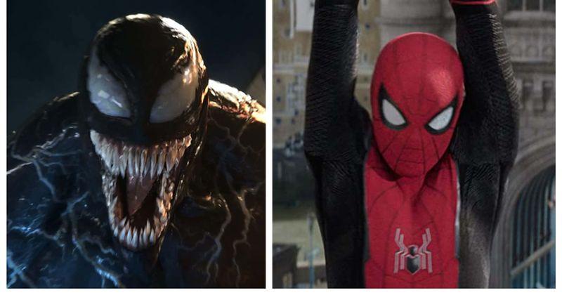 Tom Hardy posta, em seguida, apaga a foto de Venom matando o Homem-Aranha, deixando os fãs preocupados com o destino do rastreador de parede