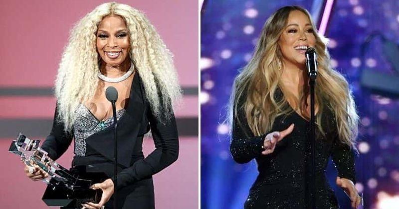 Mary J Blige e Mariah Carey Verzuz lutam contra alguém? Fãs querem confronto de rainhas, mas apostam na cantora de R&B