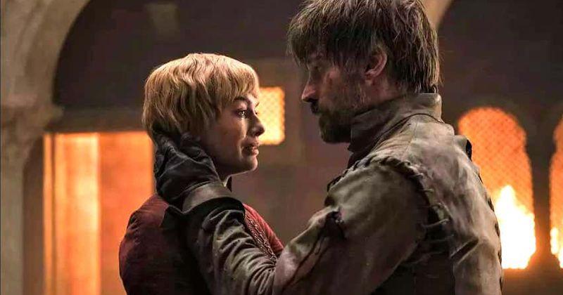 'Troņu spēles' fani vēlas uzzināt, vai Cersei un Jaime Lannister patiešām ir miruši