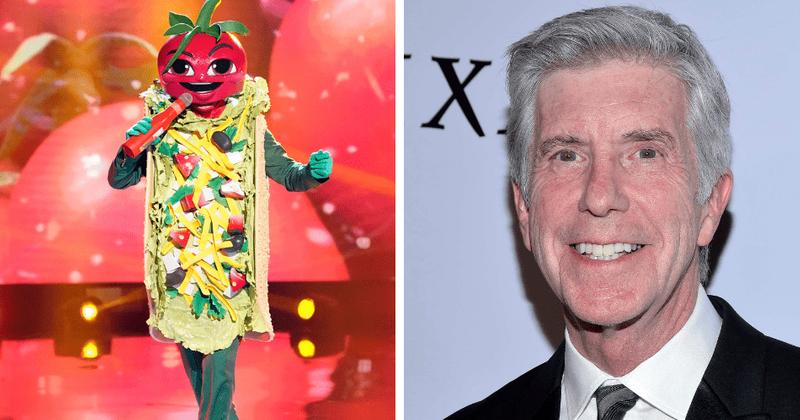 3ª temporada de 'The Masked Singer': os fãs estão convencidos de que o Taco não é outro senão Tom Bergeron