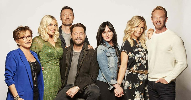 'BH90210' tühistati, Fox kinnitab, et 'Beverly Hills, 90210' taaskäivitamisel ei ole teist hooaega