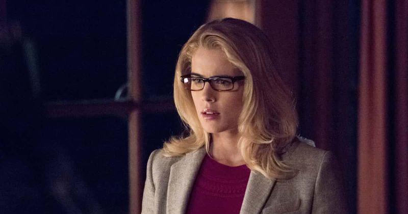 'Arrow' stjarnan David Ramsey segir að 'enginn vilji' gera CW sýningu án Emily Rickards