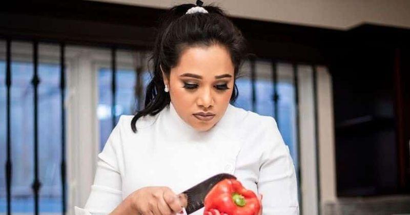 Natasha De Bourg é secretamente uma modelo? A estrela de 'Below Deck' remexeu em fotos antigas: 'Igual a suas habilidades de chef'