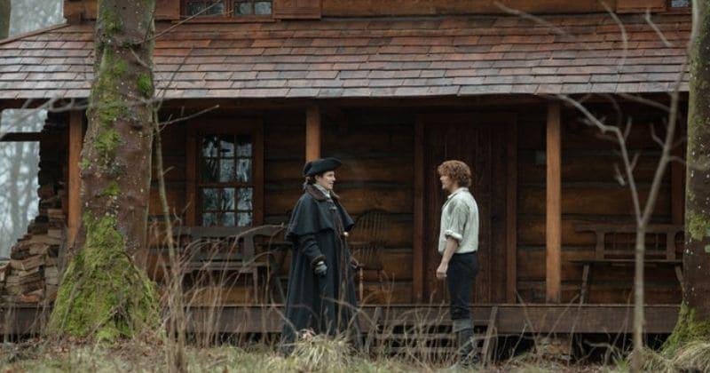 'Outlander': 4. sezonas 6. sērijas pirmais izskats parāda, kā Džeimijs Freizers tiekas ar savu asins līniju, bet tā nav Brianna