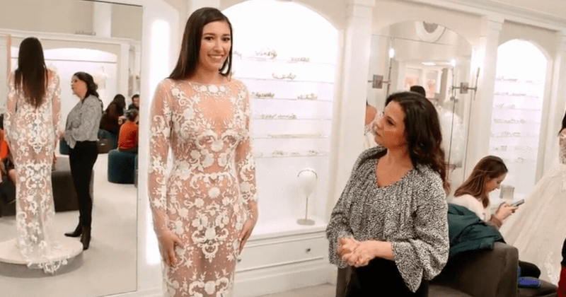 """""""Sakyk taip suknelei"""": Alexis ieško nuogos vestuvinės suknelės, nes nori didžią dieną jaustis pasakiškai"""