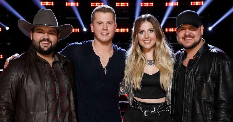 Enquete do vencedor da 16ª temporada de 'The Voice': Quem vai ganhar o título entre Madison, Dexter, Gyth e Andrew?