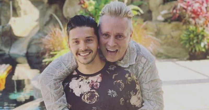 EXCLUSIVO | Como Barrie Drewitt conheceu seu noivo Scott Hutchinson? O falecido ator Paul Walker pode ter interpretado o cupido