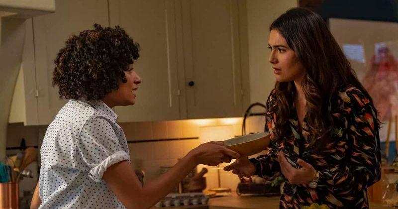 """""""L žodis: Q karta"""", 2 serija: Gerbėjai nenori, kad Sophie ir Dani taptų panašiais į Bette ir Tina"""