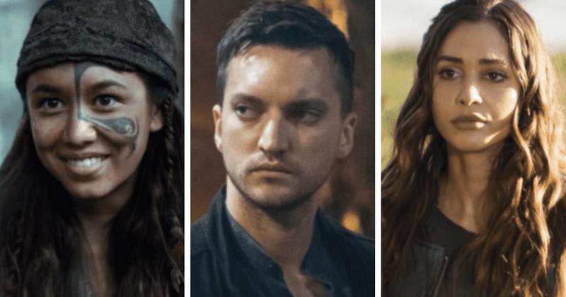 'The 100' Temporada 7 Episódio 15: Os fãs enviam Raven, Emori e John, delirando sobre 'química selvagem' na cena emocional
