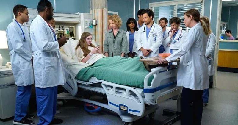 Crítica do episódio 9 da 16ª temporada de 'Grey's Anatomy': O final chocante do outono sugere morte, renúncia, triângulos amorosos, mas quem é o pai verdadeiro?
