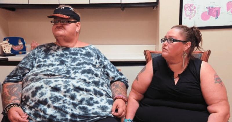 'My 600-lb Life': a história de amor de Lee e Rena começou com o peso deles, mas acabou trapaceando