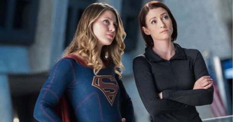 Chyler Leigh se entusiasma com a co-estrela de 'Supergirl' Melissa Benoist antes do episódio 100: 'Continuarei amando você'