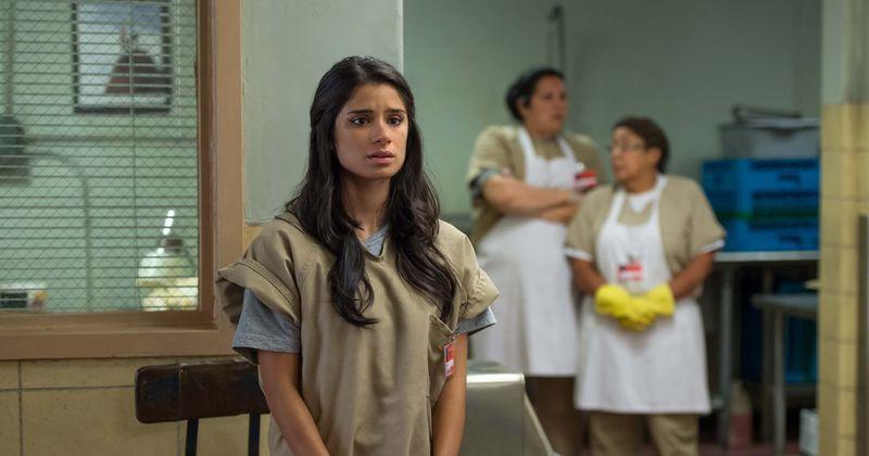 A 7ª temporada de 'Orange is The New Black' verá o retorno de Maritza Ramos de Diane Guerrero e aqui está tudo o que podemos esperar dela