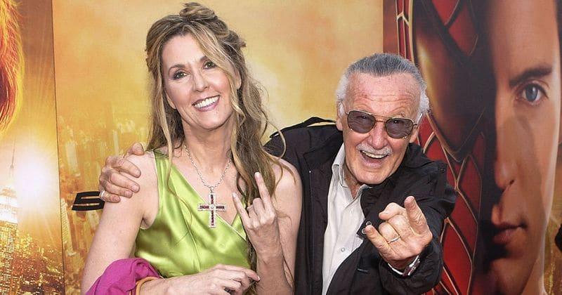 Stan Lee in hči JC Lee sta pred njegovo smrtjo delala novega superjunaka, imenovanega 'Dirt Man'