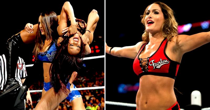 'Total Bellas': Como Nikki Bella lutou contra uma grave lesão no pescoço, um desgosto muito público e muito mais para se tornar um forte modelo feminino