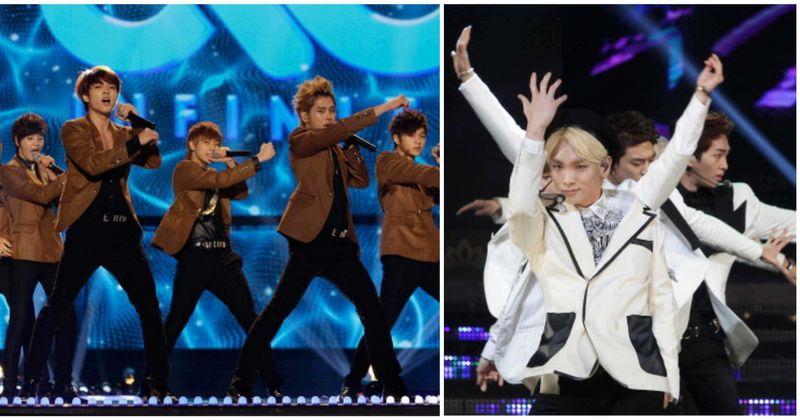 """""""SHINee vs Infinite"""": kas laimės epopėją """"K-pop Verzuz""""? Data, laikas, rinkinys ir viskas apie mūšį"""