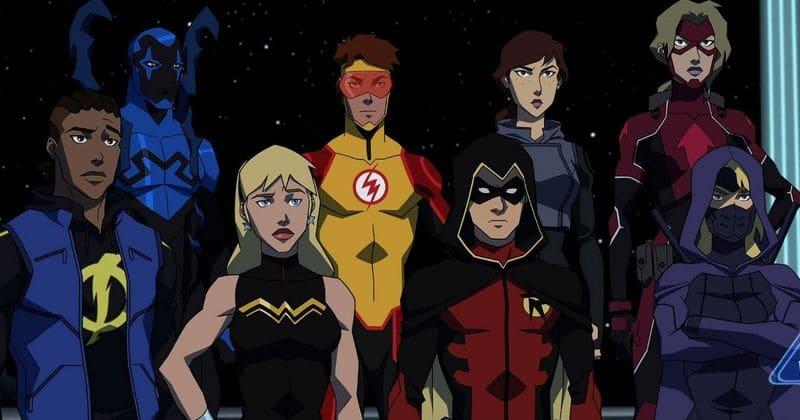 Crítica do episódio 5 da 3ª temporada de 'Young Justice: Outsiders': 'Away Mission' nos apresenta a New Genesis e sua tecnologia superior