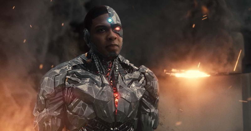 'Zack Snyder's Justice League' spoileri: noplūda Knightmare ainas Supermens kaujas Cyborg un citi supervaroņi