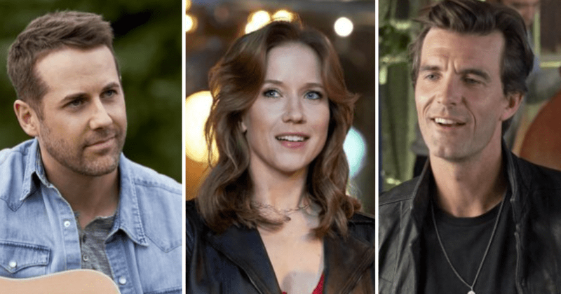 'Country at Heart': Conheça o elenco do novo filme original da Hallmark com o tema 'A Little Romance'
