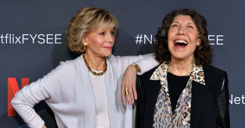 Jane Fonda e Lily Tomlin vão criar história no Netflix com 'Grace and Frankie' Season 7