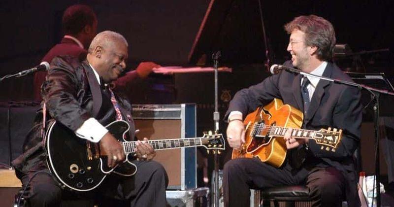 Edição do 20º aniversário de 'Riding With The King': os ícones do blues Eric Clapton e BB King revelam 2 novas faixas bônus