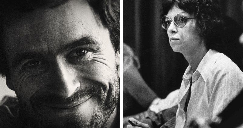 Ted Bundy nýtti sér óljós lög í Flórída til að giftast kærustu sinni Carole Boone meðan á réttarhöldunum stóð