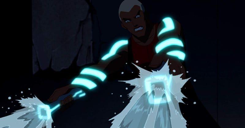 'Young Justice: Outsiders': Com o final do meio da temporada já chegando, por que Kaldur'ahm, também conhecido como Aqualad, está faltando em ação?