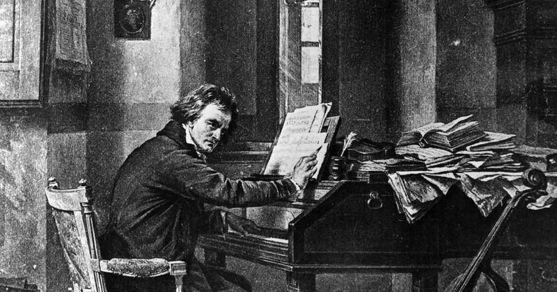 """""""Ar Beethovenas buvo juodas?"""": Keistų pranešimų autorius kompozitorius buvo afrikietis, internetas sako, kad """"istorija baltinama""""."""