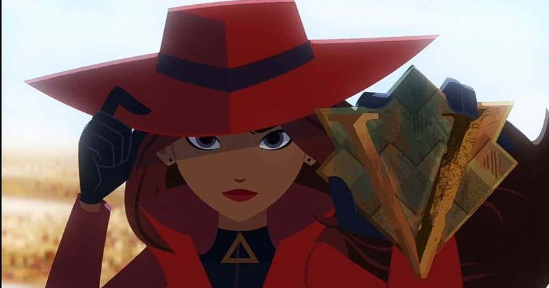Spoilers da 4ª temporada de 'Carmen Sandiego': Quais segredos do passado Carmen vai descobrir na temporada final da série?