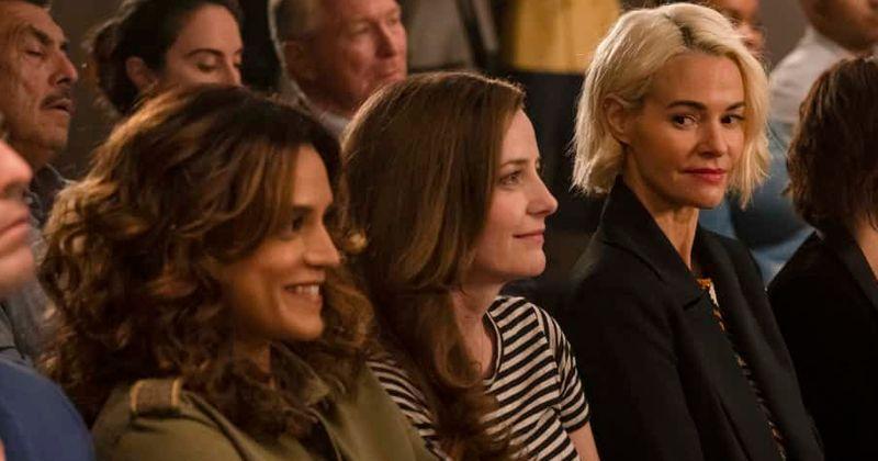'The L Word: Generation Q' 4-серия: Алиса, Нат және Джиги буға айналған үшеумен көп қарым-қатынас орнатады