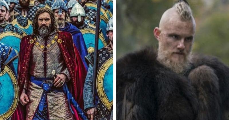 'Vikings': Fãs comparam características e especulam que Rollo não poderia ser o verdadeiro pai de Bjorn