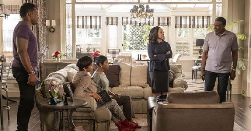 'Greenleaf' 5. sezonas 7. sērija: Vai [spoileris] ir miris? Asaraini fani ir neticīgi un saka: 'mums vajag brīnumu'
