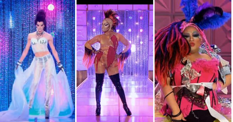 RuPaul's Drag Race: De cores incompatíveis a vestidos de bacon, aqui estão os 5 piores looks na passarela da rainha